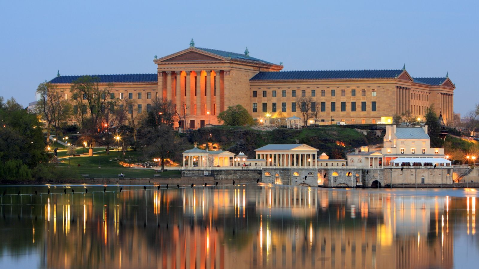 Visit Philly Overnight Package - Philadelphia Museum of Art